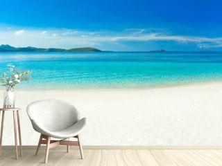 Beach panorama