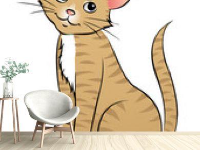 treue Katze