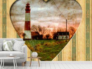 Vintage Heart - Leuchtfeuer