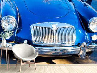 beautiful vintage car