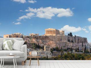 Parthenon, Akropolis - Athens, Greece
