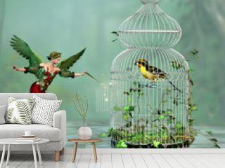 Let the Bird free