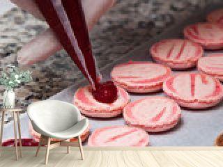 Préparation de macarons  6