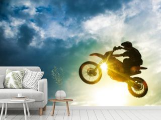 Motocross Bike Jump