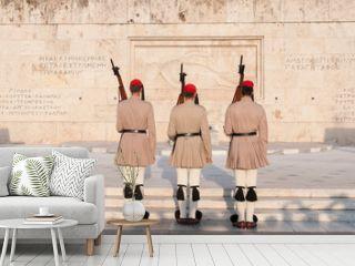 Evzones Athens, Greece