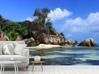 panorama des seychelles