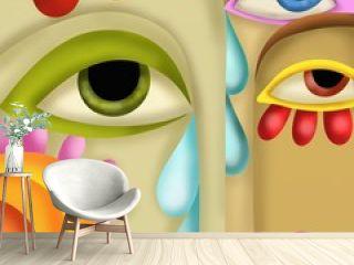 tre occhi