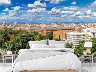 Plaza de Cibeles in Madrid