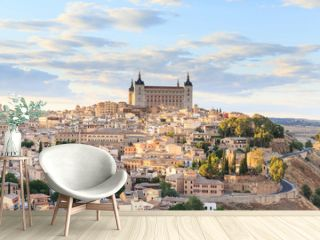 Toledo is capital of province of Toledo near Madrid