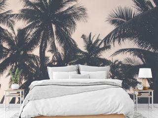 palm tree vintage