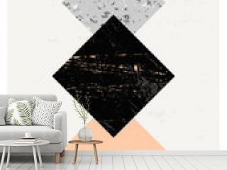 Abstract Geometric Composition