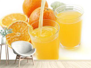 オレンジジュース Orange juice