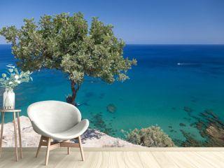 Cyprus Island sea coast