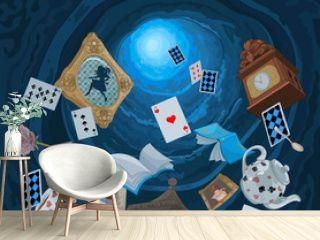 Wonderland Rabbit Hole