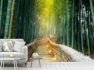 Arashiyama Bamboo Forest