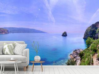 Palinuro, spiaggia a 360°