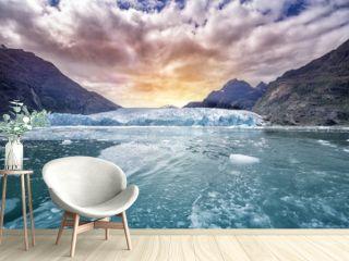 Glacier Bay National Park, for Glacier background landscape in Alaska