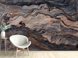 Brown stone or rock background and texture.