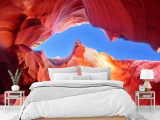 Antelope Canyon near Page, Arizona USA