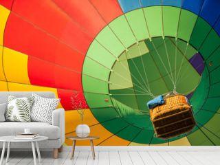 hot air balloon fiesta event exhibition