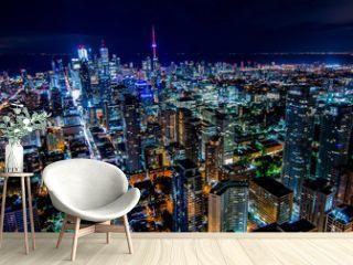 Night Toronto