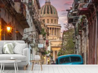 La Havana near Capitolio