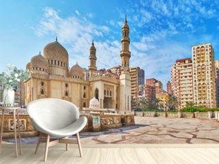 Sidi Yaqut al-Arshi mosque in Alexandria, Egypt