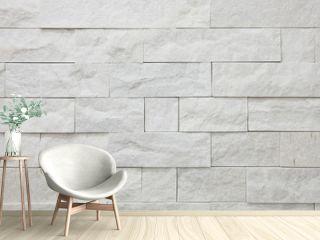 背景素材 白 石材