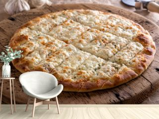 Garlic Fingers Pizza