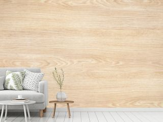 Top view of wood or plywood for backdrop, light wooden table with nature pattern and color, abstract background