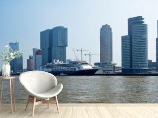 Hochhäuser Rotterdams