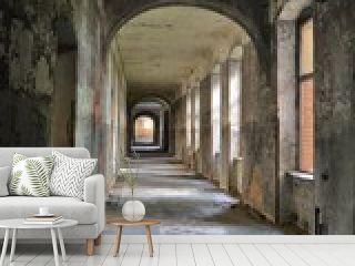 lostplace: Beelitz-Heilstätten, Berlin