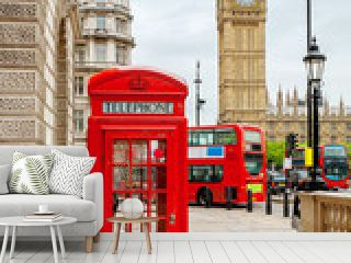 Central London, England