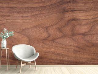 Walnut wood texture. Super long walnut planks texture background.Texture element