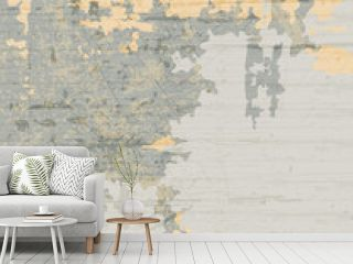 Abstract grunge modern background Vector. Rustic concrete wall decor texture. Painted background templates