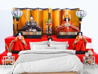 ひな人形 雛人形 桃の節句 日本文化 日本 雛祭り ひな祭り 3月 春 風物詩 年中行事