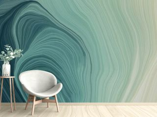 unobtrusive colorful modern curvy waves background illustration with dark slate gray, ash gray and dark gray color