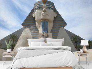 Pharaoh in Las Vegas