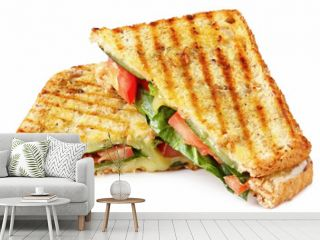 Grilled sandwich or panini