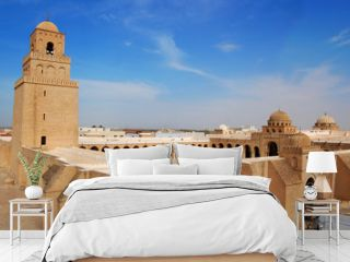 Great Mosque of Kairouan, Tunisia, africa