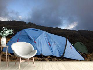 kilimanjaro 017 karango camp tent
