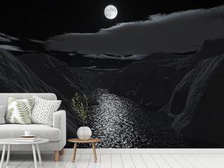 halloween night on grand canyon
