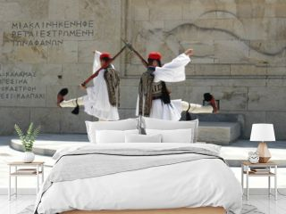 parliament monument athens greece