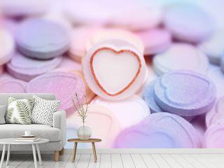 heart candies 2