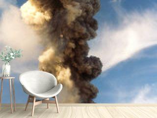 eruption du karimsky