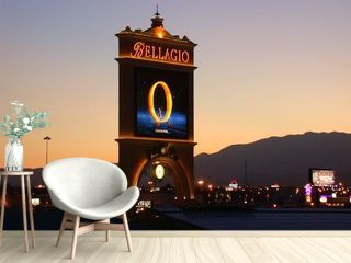 las vegas bellagio hotel o show