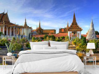Silver Pagoda - Phnom Penh - Cambodia