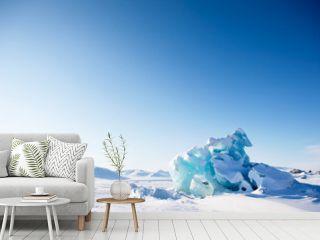 Glacier Landscape