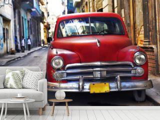 Old havana car