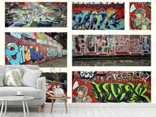 graffiti...collage